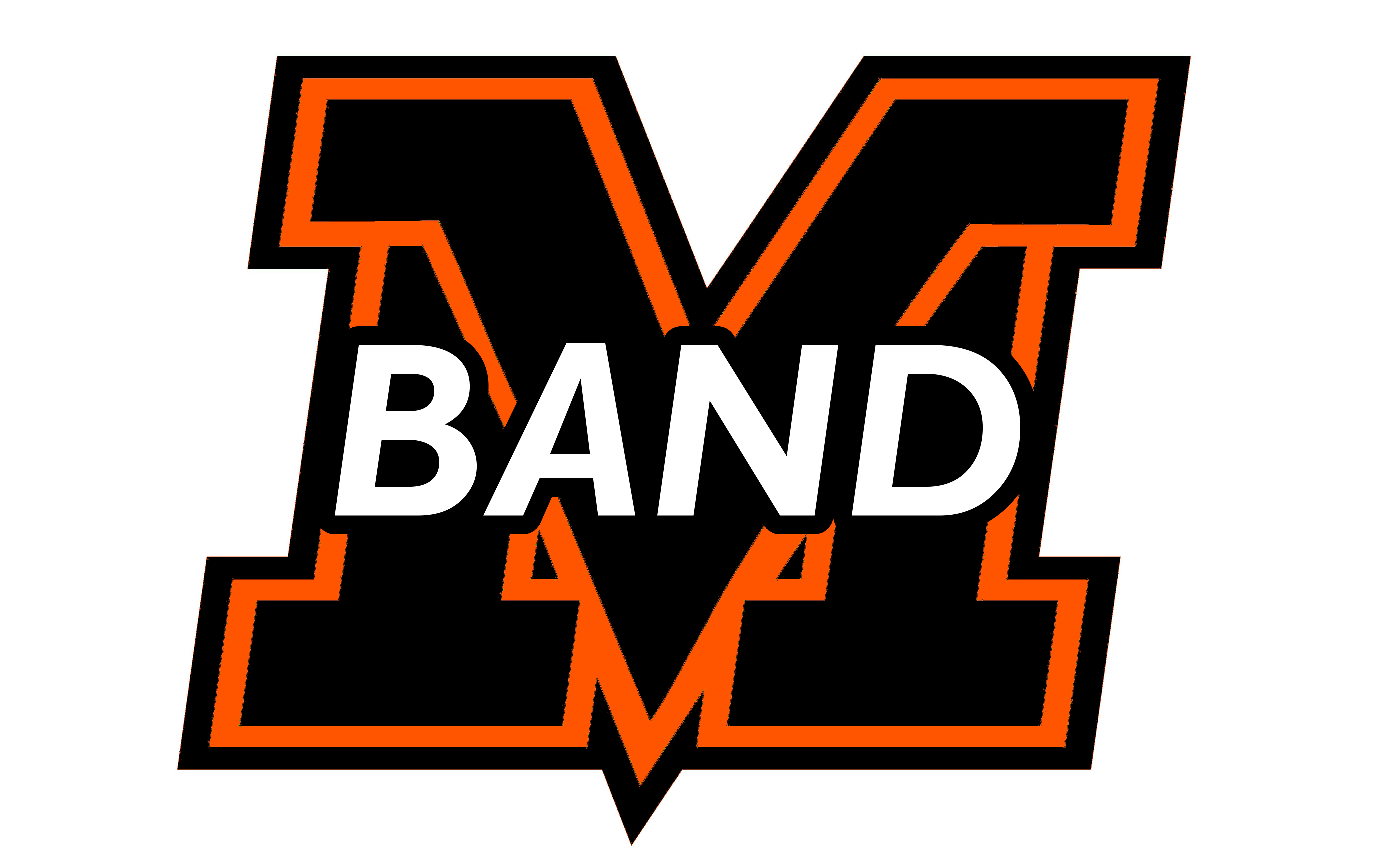 MVHS Marching Band Logo